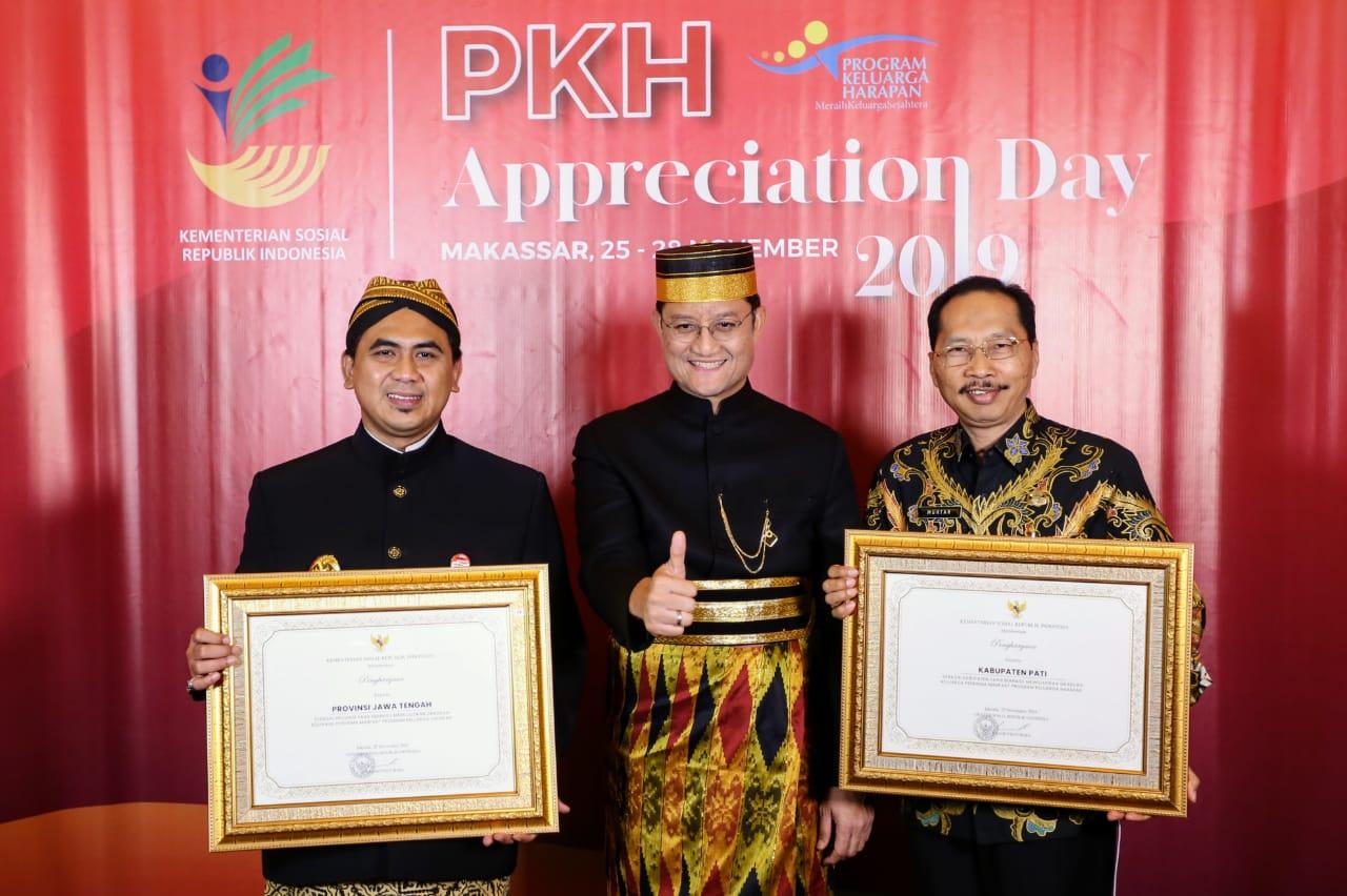 "Mensos Hadiri PKH ""Appreciation Day"" 2019"
