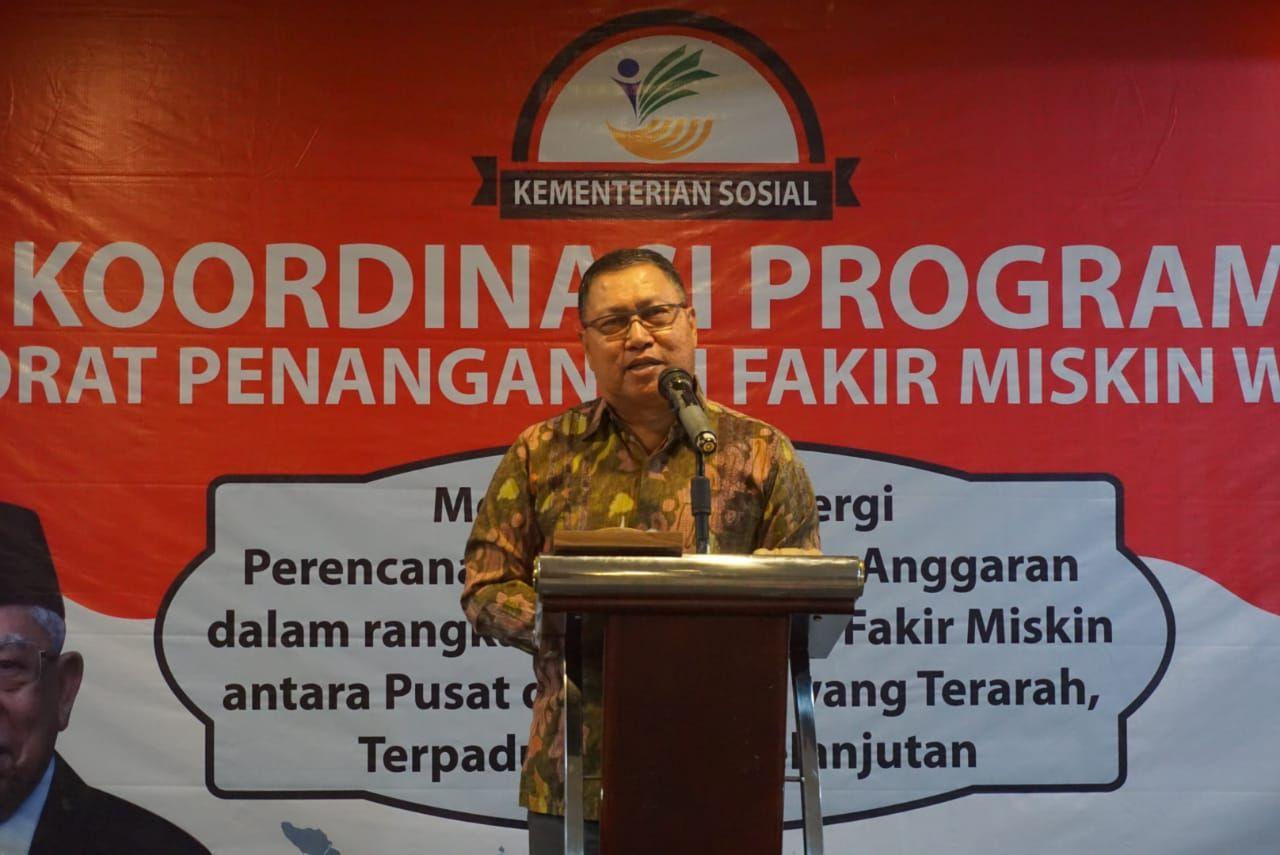Dirjen PFM: Bantuan Sosial Akan Beralih Ke Pemberdayaan