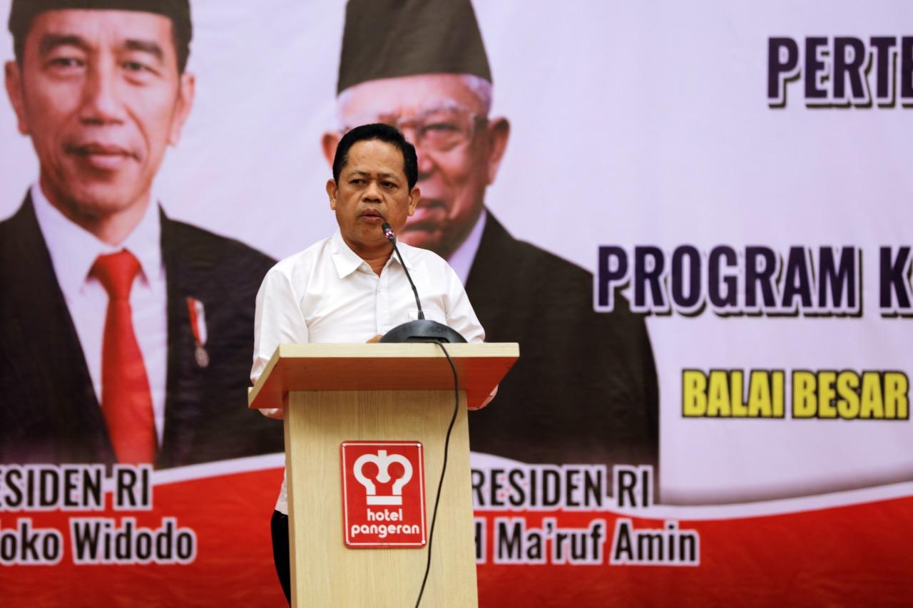 Evaluasi Diklat SDM PKH, BBPPKS Wilayah I Sumatera Gelar Lokakarya