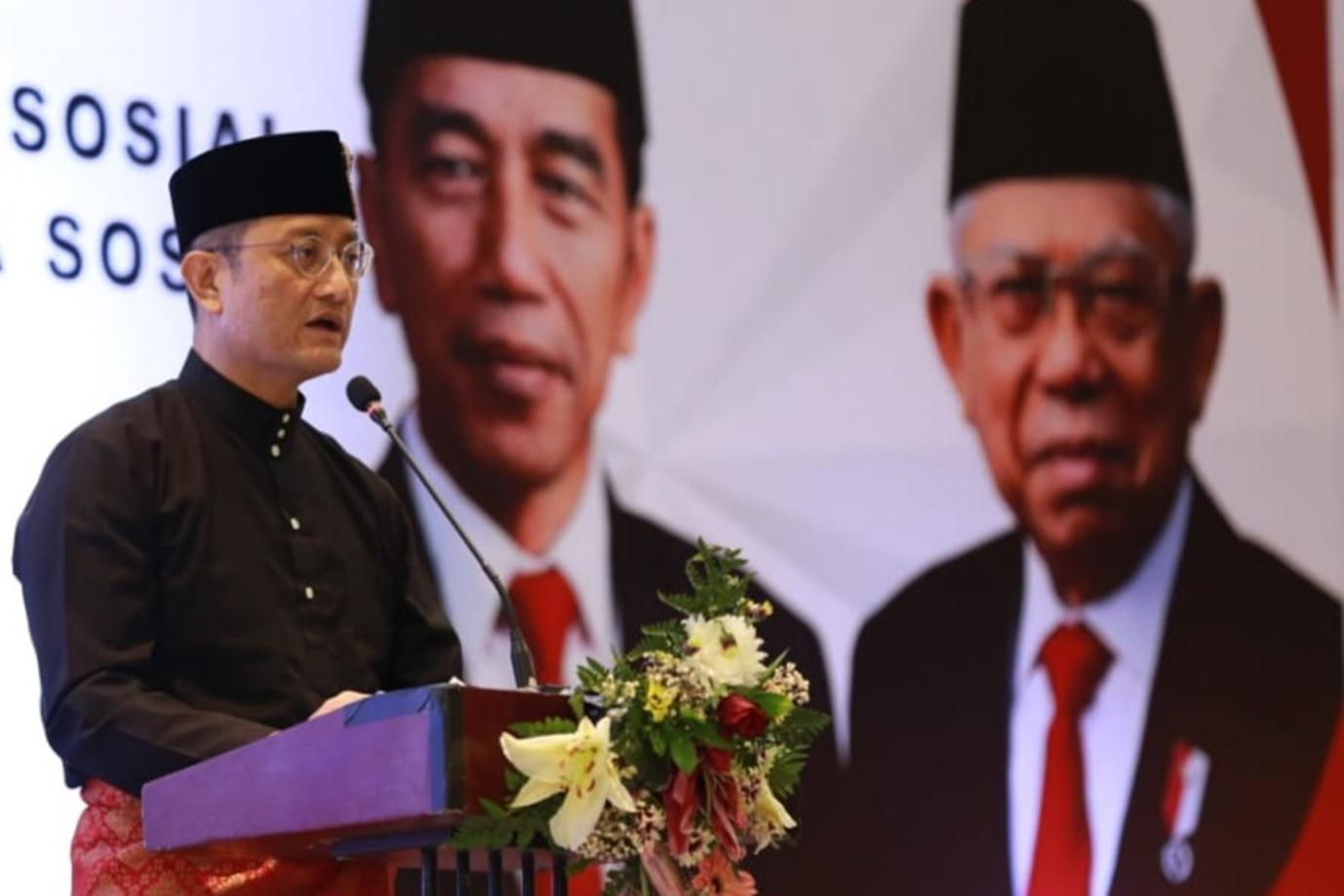 Kemensos Gelar Rekonsiliasi Penyaluran Bantuan Sosial Non Tunai PKH Semester II
