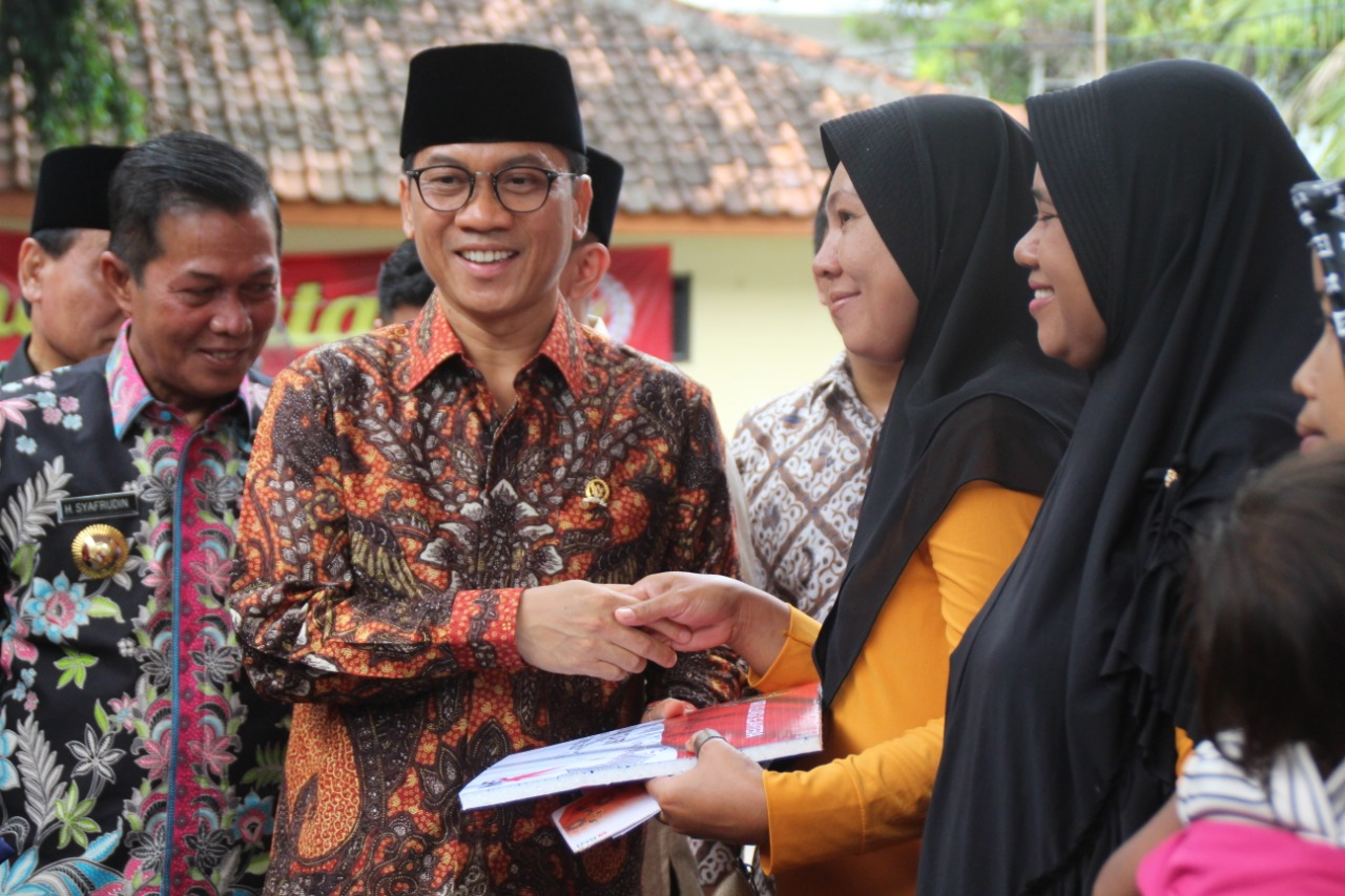 Komisi VIII DPR RI Nyatakan PKH dan BPNT Bagus dan Berhasil