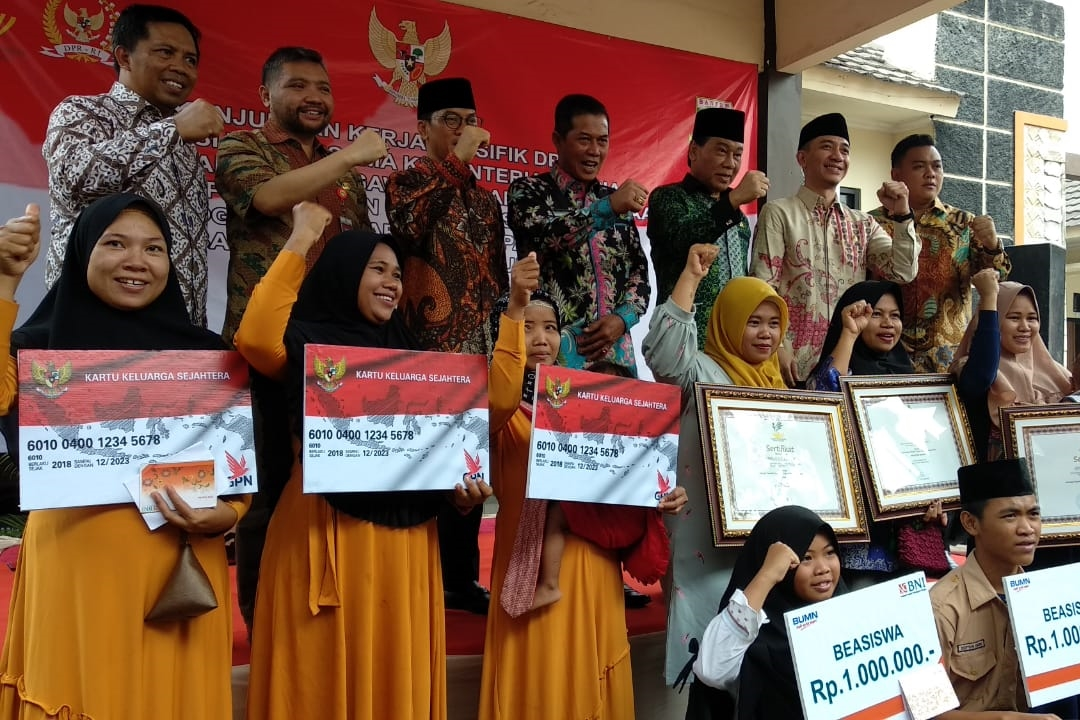 Banten Province Targets Increasing Number of Graduation KPM in 2020