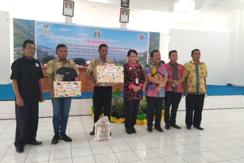 """BBRSPDI """"Kartini"""" Lakukan Penguatan Keluarga Pasca Terminasi"""
