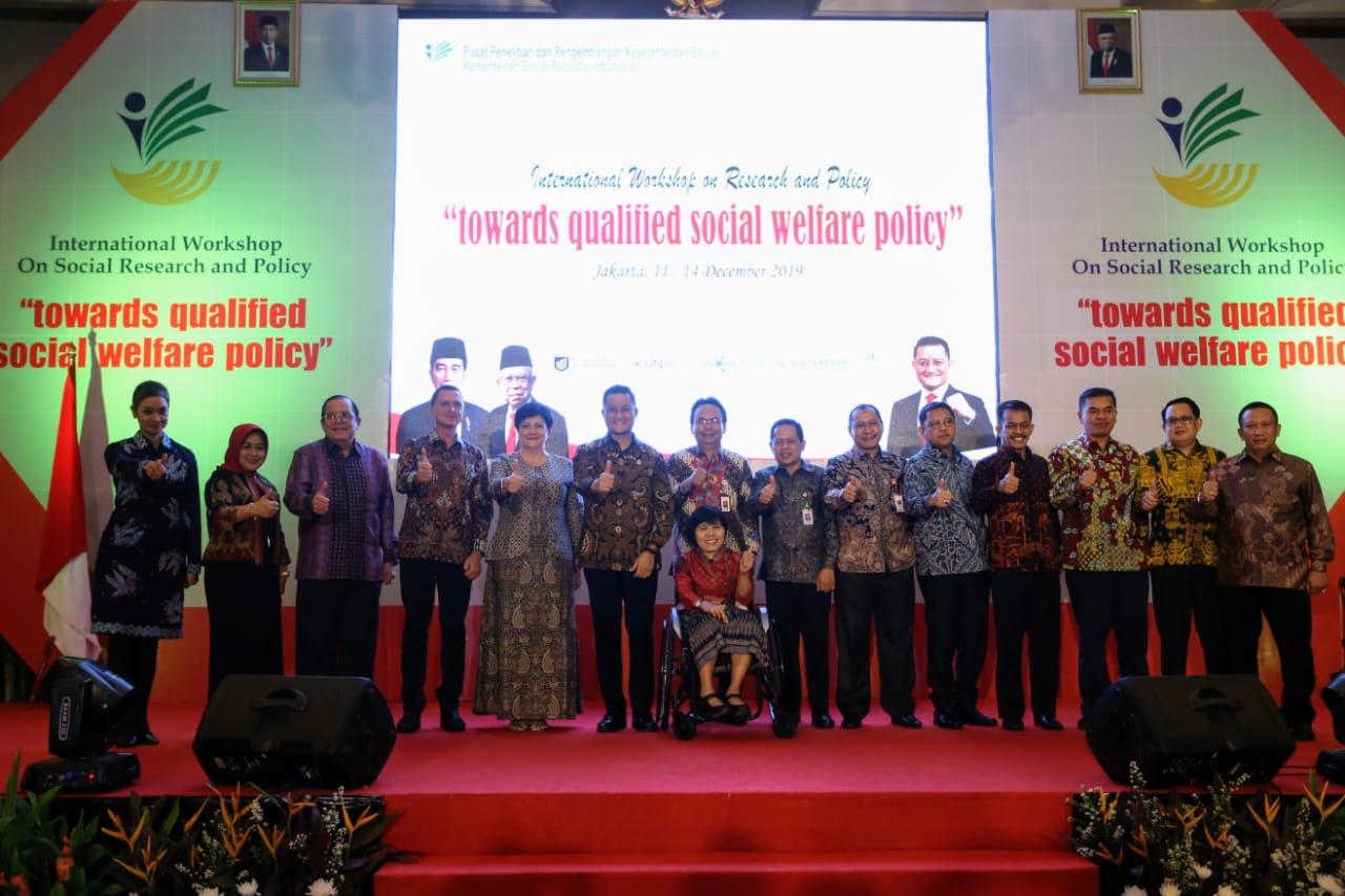 Kemensos Bertekad Ciptakan SDM Unggul untuk Indonesia Maju