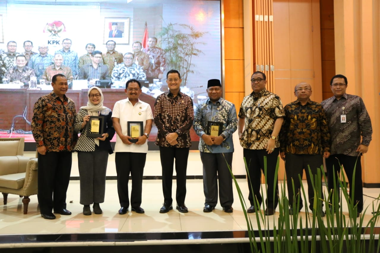 The Indonesian Ministry of Social Affairs Commemorates World Anti-Corruption Day 2019