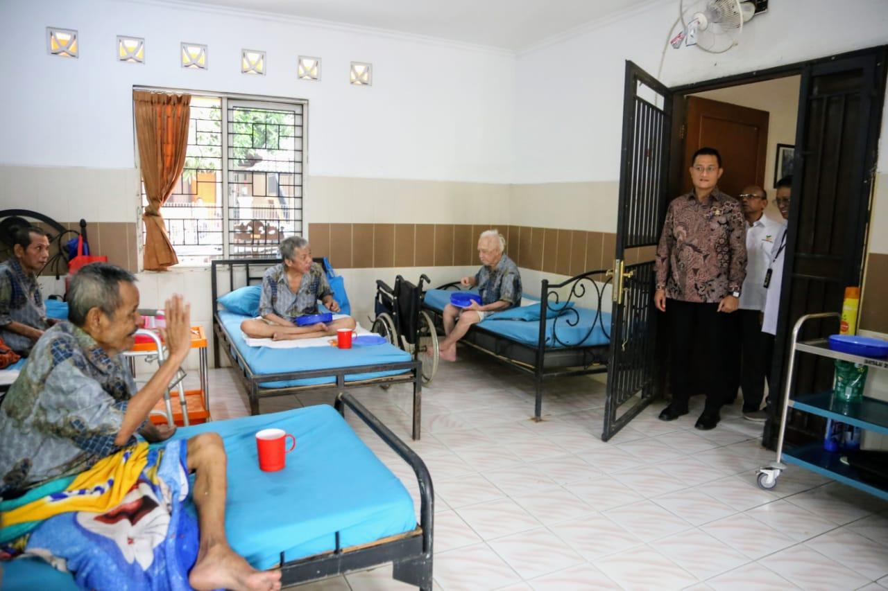 """Mensos Kunjungi BRSLU """"Budhi Dharma"""" & BRSPDSN """"Tan Miyat"""" Bekasi"""