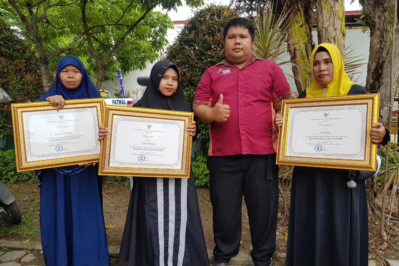 Jurus Jitu Pendamping Sosial Wujudkan KPM PKH Graduasi Mandiri