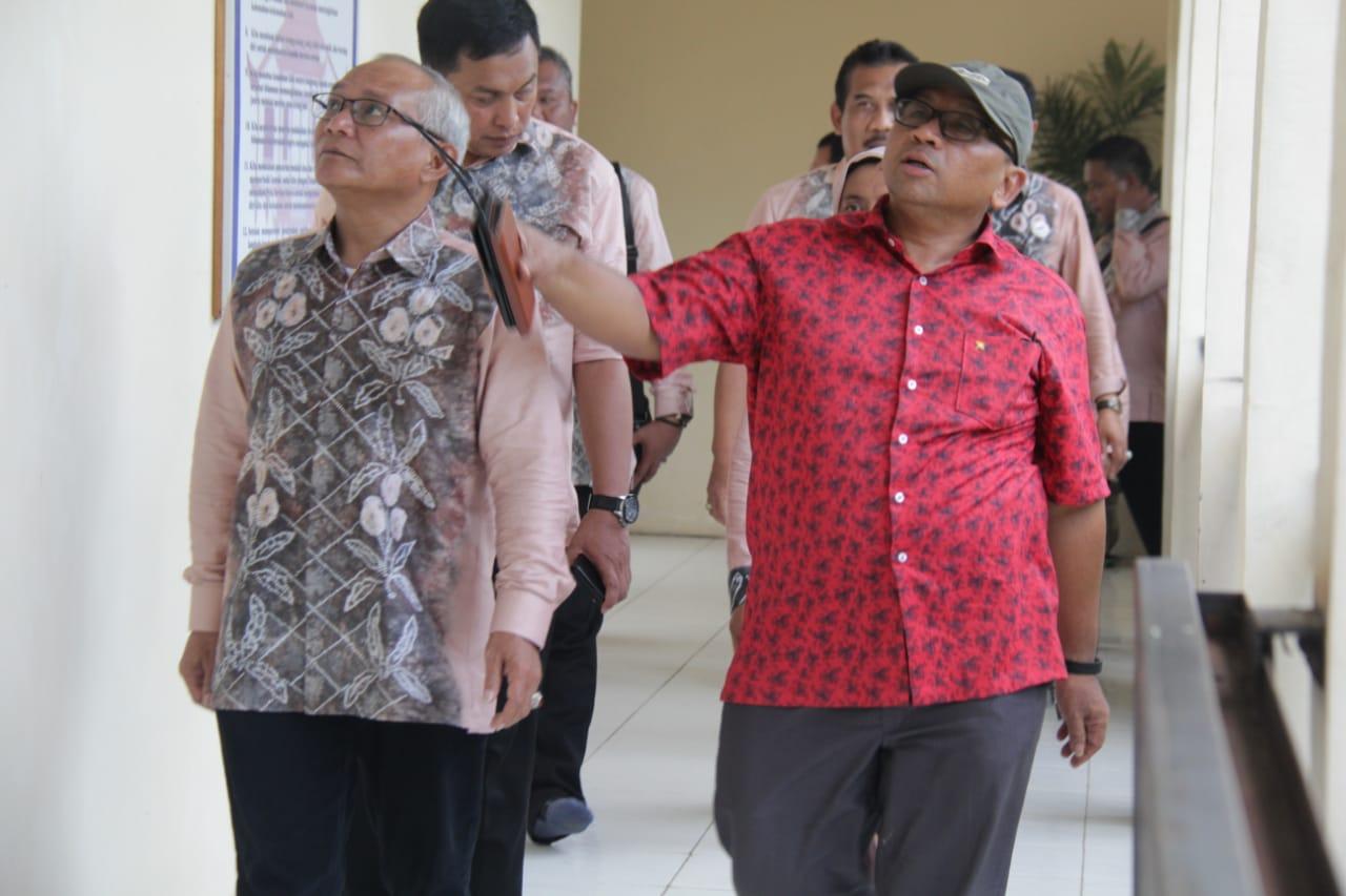 Dirjen Rehsos Berdialog dengan IPWL Intan Banua