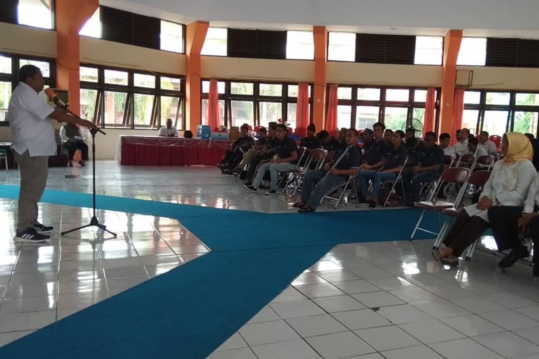 "Nurfandi Bangga Dapatkan Layanan Rehsos di BRSPDF ""Wirajaya"""