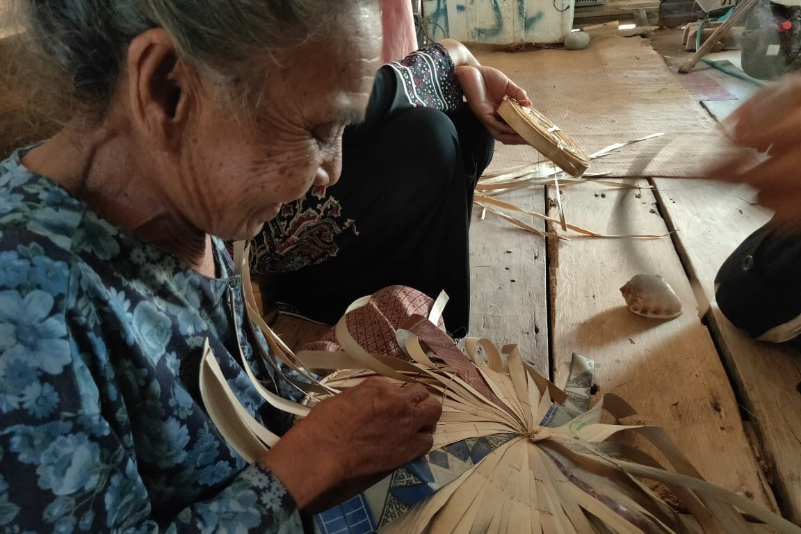 Success Story of Elderly Business Entrepreneurs receiving DK-LU in Southeast Sulawesi