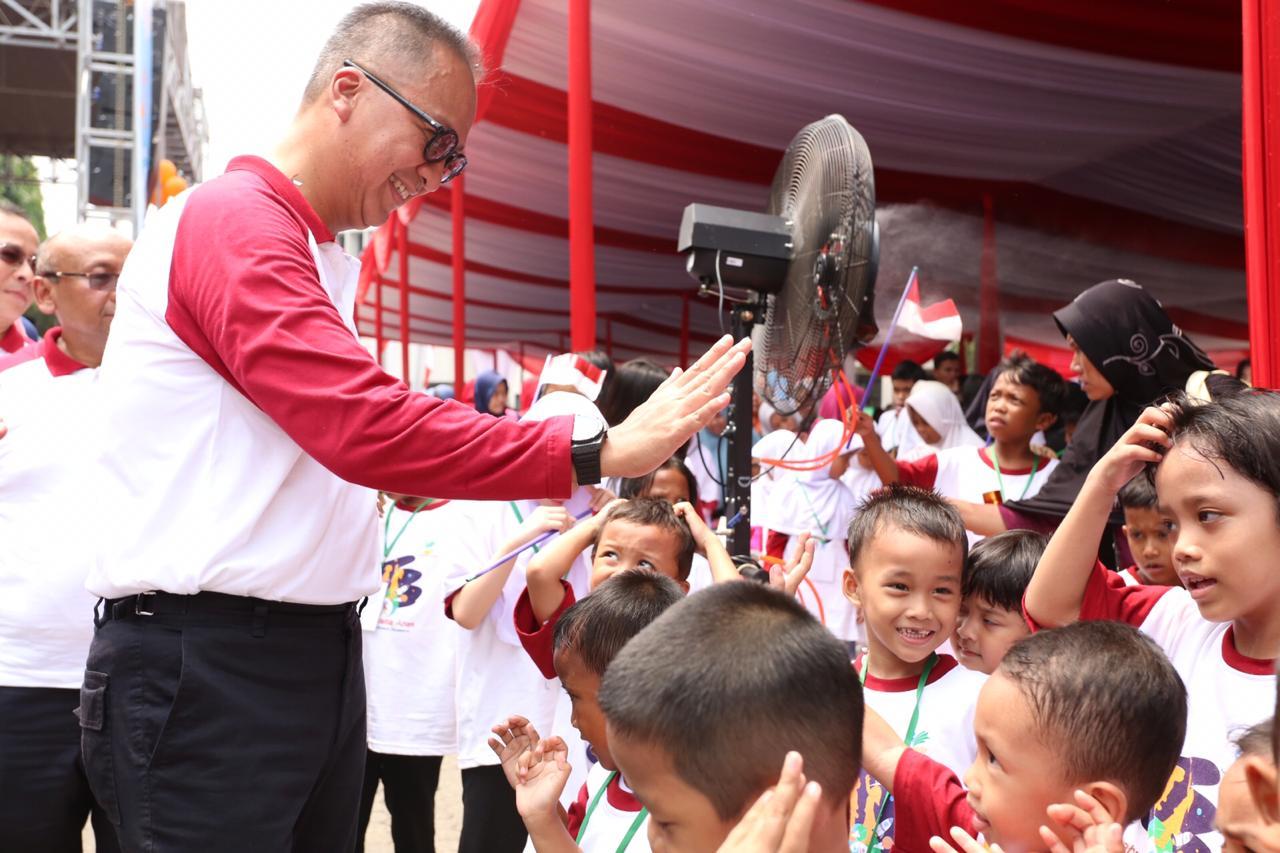 Anak Investasi Bangsa Masa Depan, Kemensos Beri Perlindungan Khusus