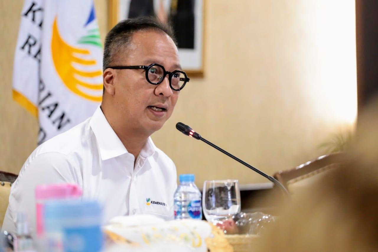Tujuh Kementerian Kebut Pembahasan RUU Penanggulangan Bencana
