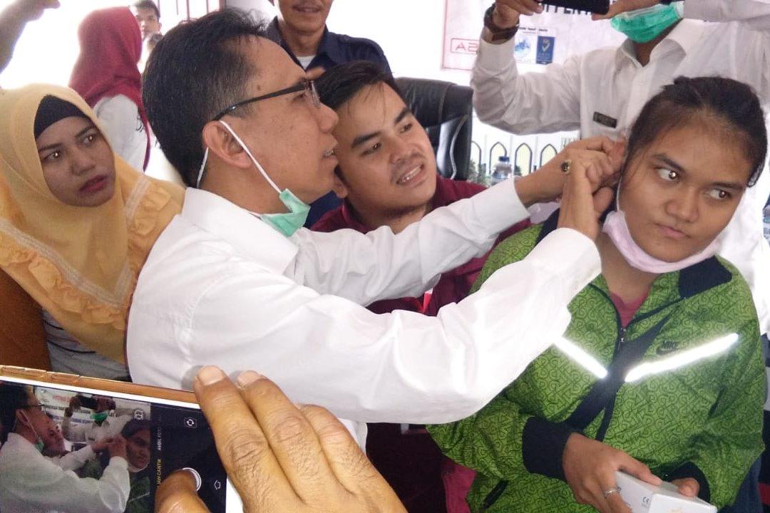 """BRSPDSRW """"Melati"""" Salurkan BanTu ABD di Provinsi Riau"""