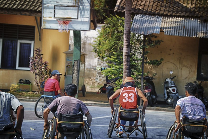 """BRSAMPK """"Paramita"""" Dukung Tim Basket Penyandang Disabilitas"""