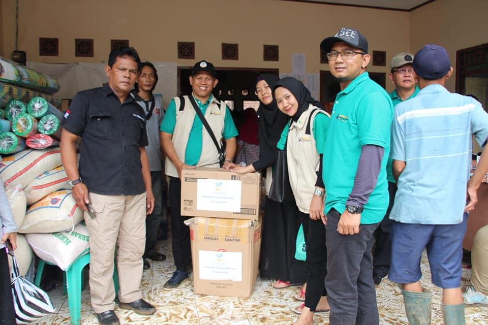 """BRSPDM """"Phala Martha"""" Peduli Bencana Tanah Longsor dan Banjir"""
