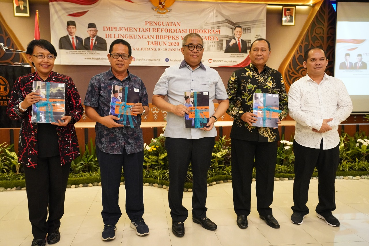 Head of BP3S Encourages BBPPKS Yogyakarta to Activate the Role of Public Relation