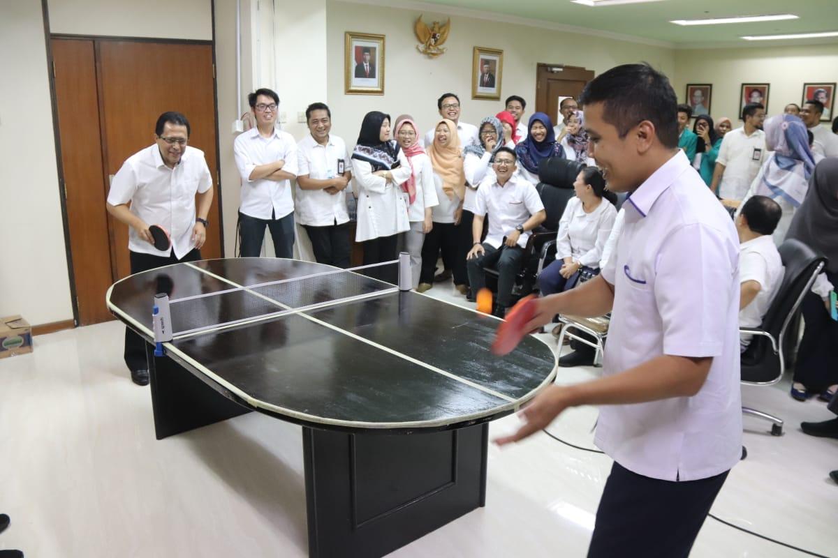 Inspectorate General Held the Mejong Tournament