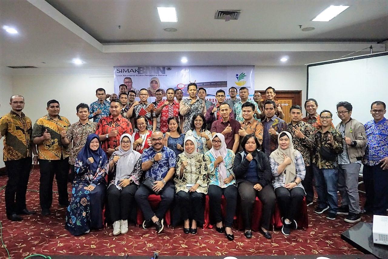 Setditjen PFM Adakan Kegiatan Penyusunan Laporan BMN Semester II