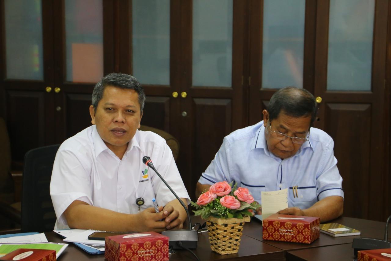 Rapat Pembentukan Desa Adat Terpencil