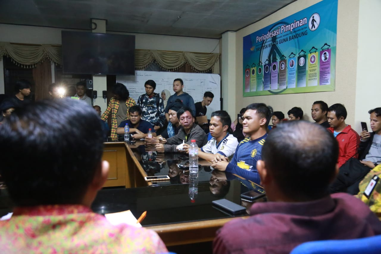 """32 Mantan PM Capai Kesepakatan dengan BRSPDSN """"Wyata Guna"""""""
