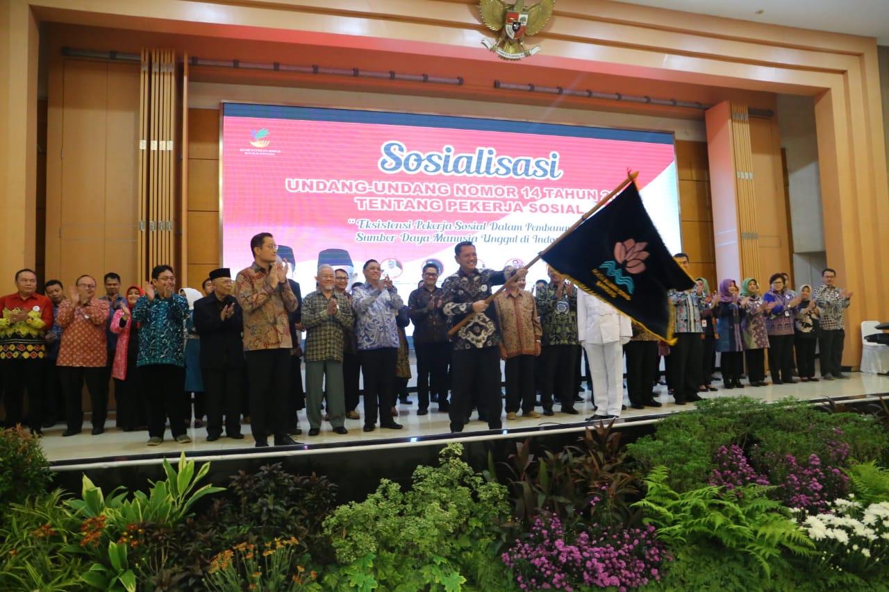 Eksistensi Pekerja Sosial dalam Mewujudkan SDM Unggul di Indonesia