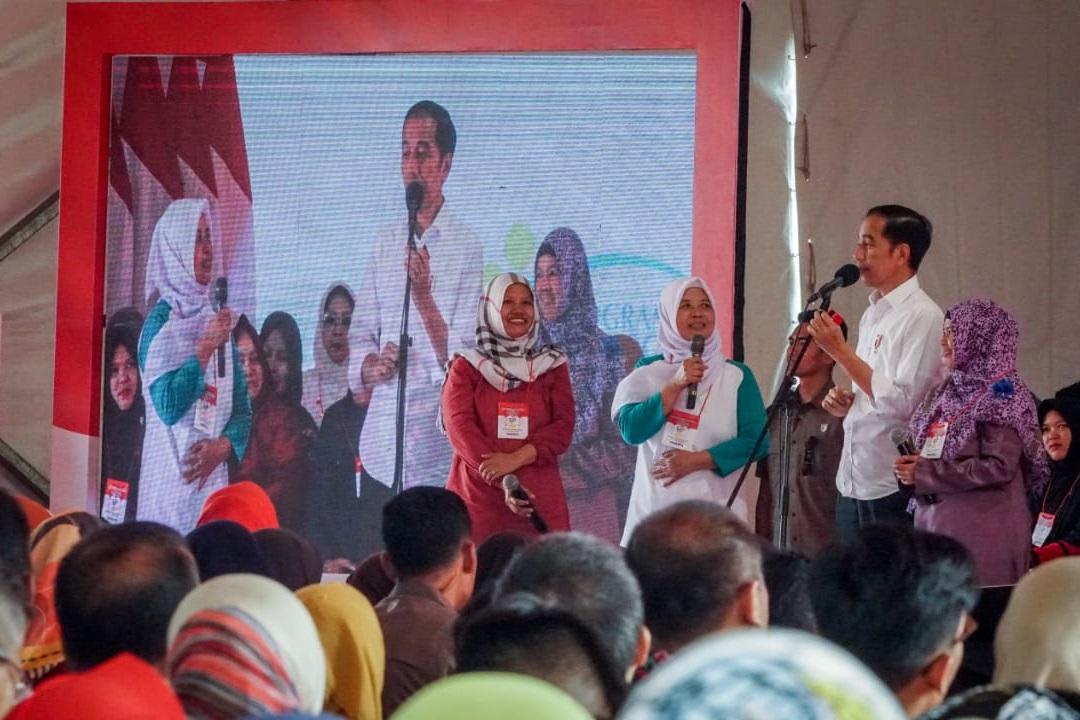 Presiden: Cegah Stunting, Bansos PKH Untuk Ibu Hamil dan Balita Anak