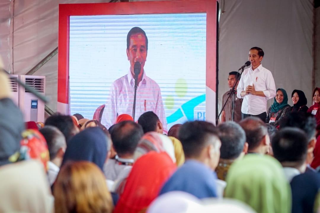 Presiden Apresiasi Prestasi Kemensos Dorong KPM PKH Berdikari