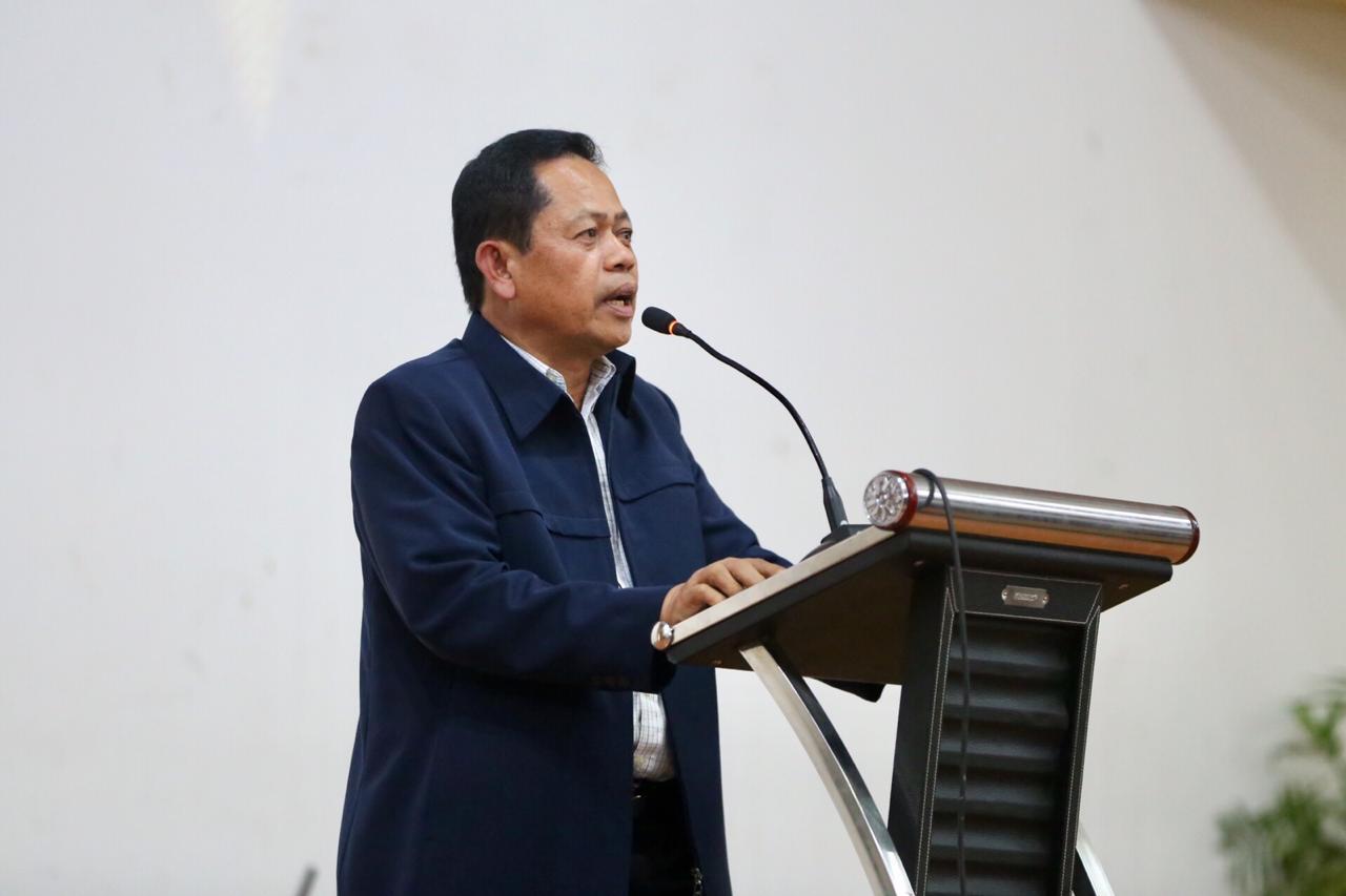 Mensos Juliari Ingin Poltekesos Bandung Kembali Jadi Kampus Ikatan Dinas