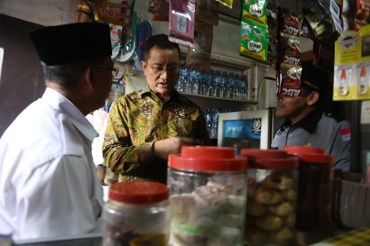 Sidak ke Bogor dan Cianjur, Mensos Cek Kesiapan Implementasi Program