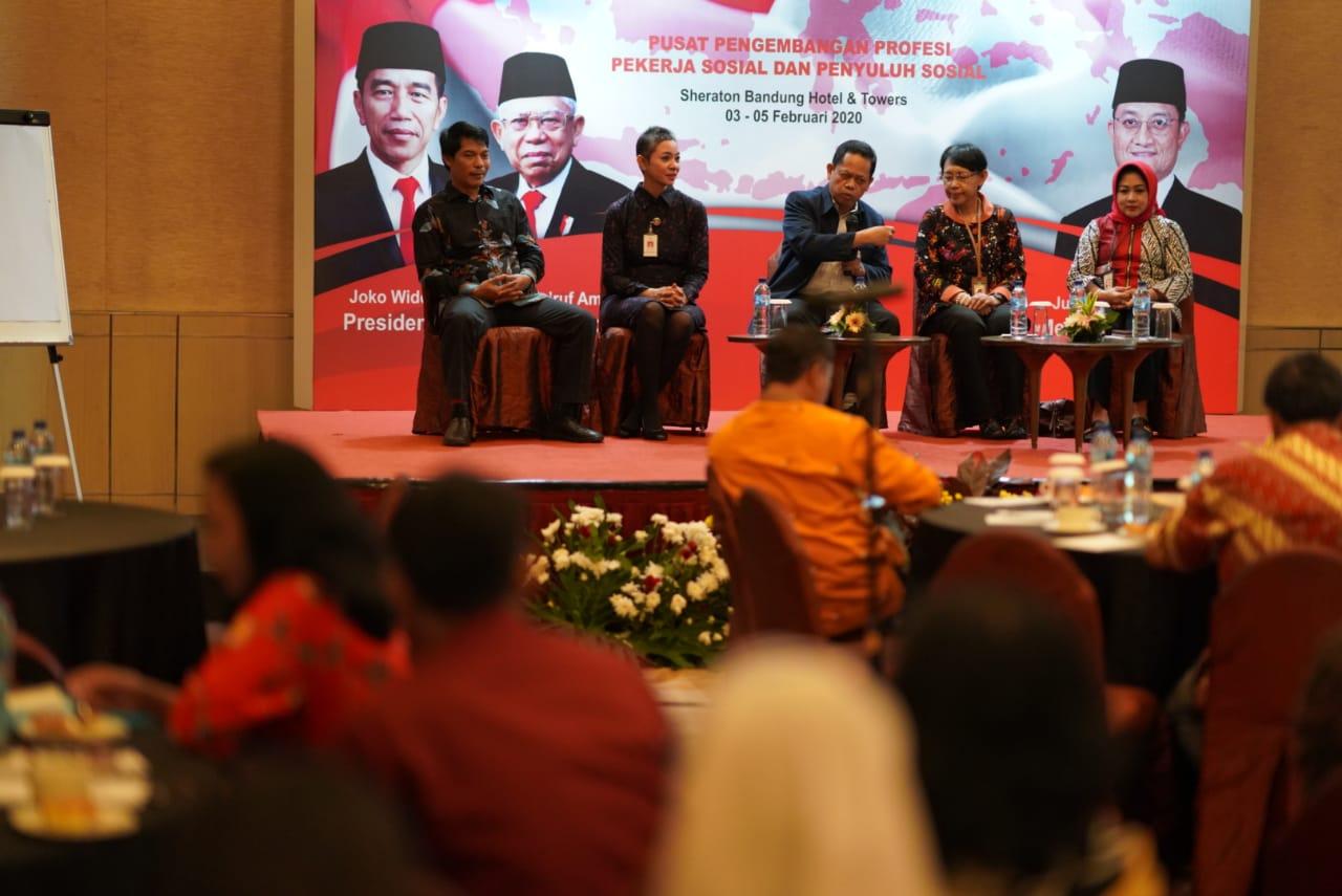 Eksistensi Profesi Pekerja Sosial di Indonesia Semakin Tinggi