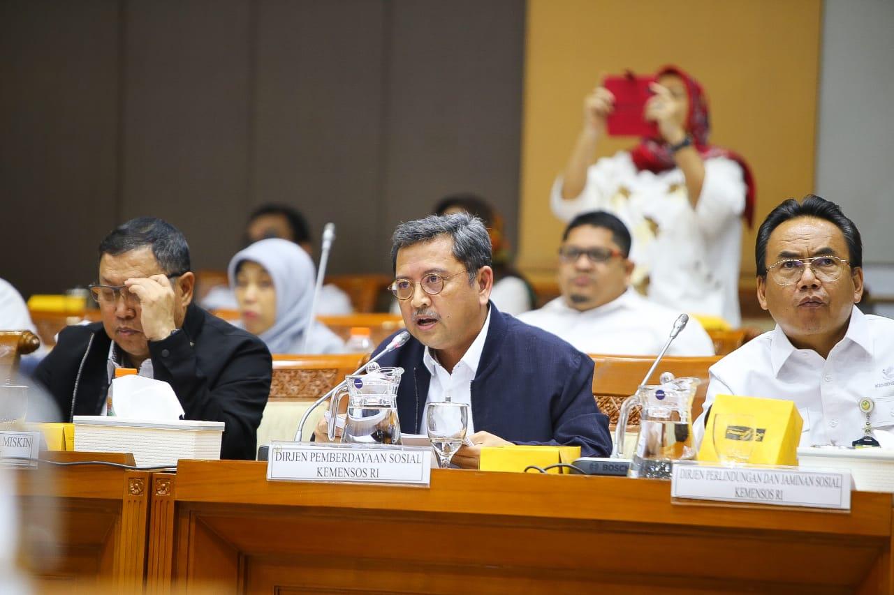 Rapat Dengar Pendapat bersama Komisi VIII DPR RI