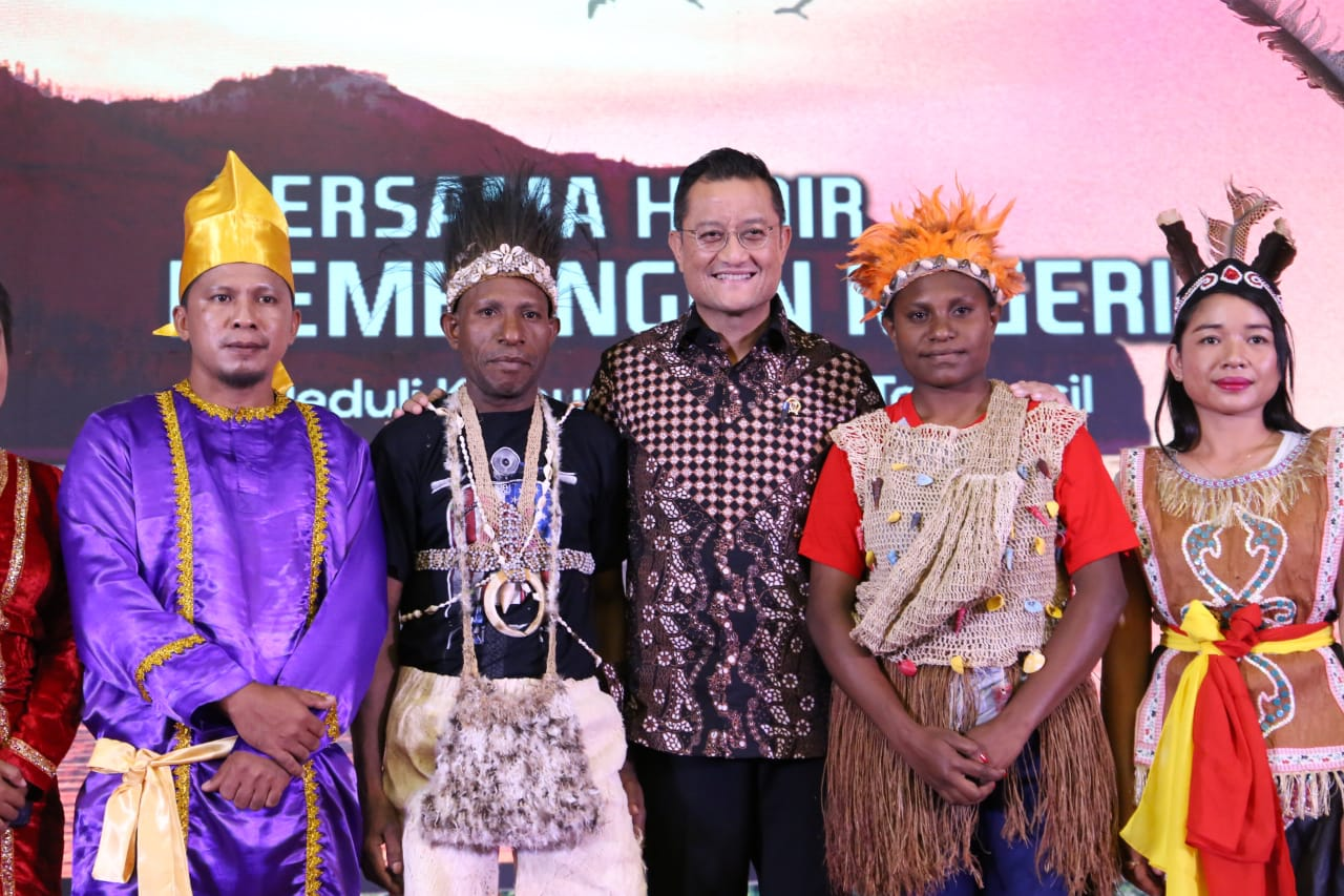 Encouraging the Empowerment of Remote Indigenous Community, the Minister of Social Affairs Invites Active Participation from the Business World