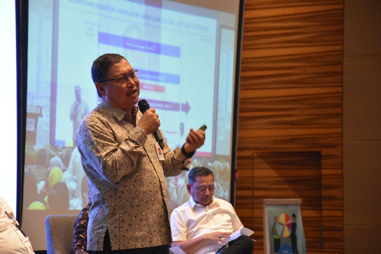 Dirjen PFM Himbau Kepala Daerah untuk Tingkatkan Kualitas Data KPM