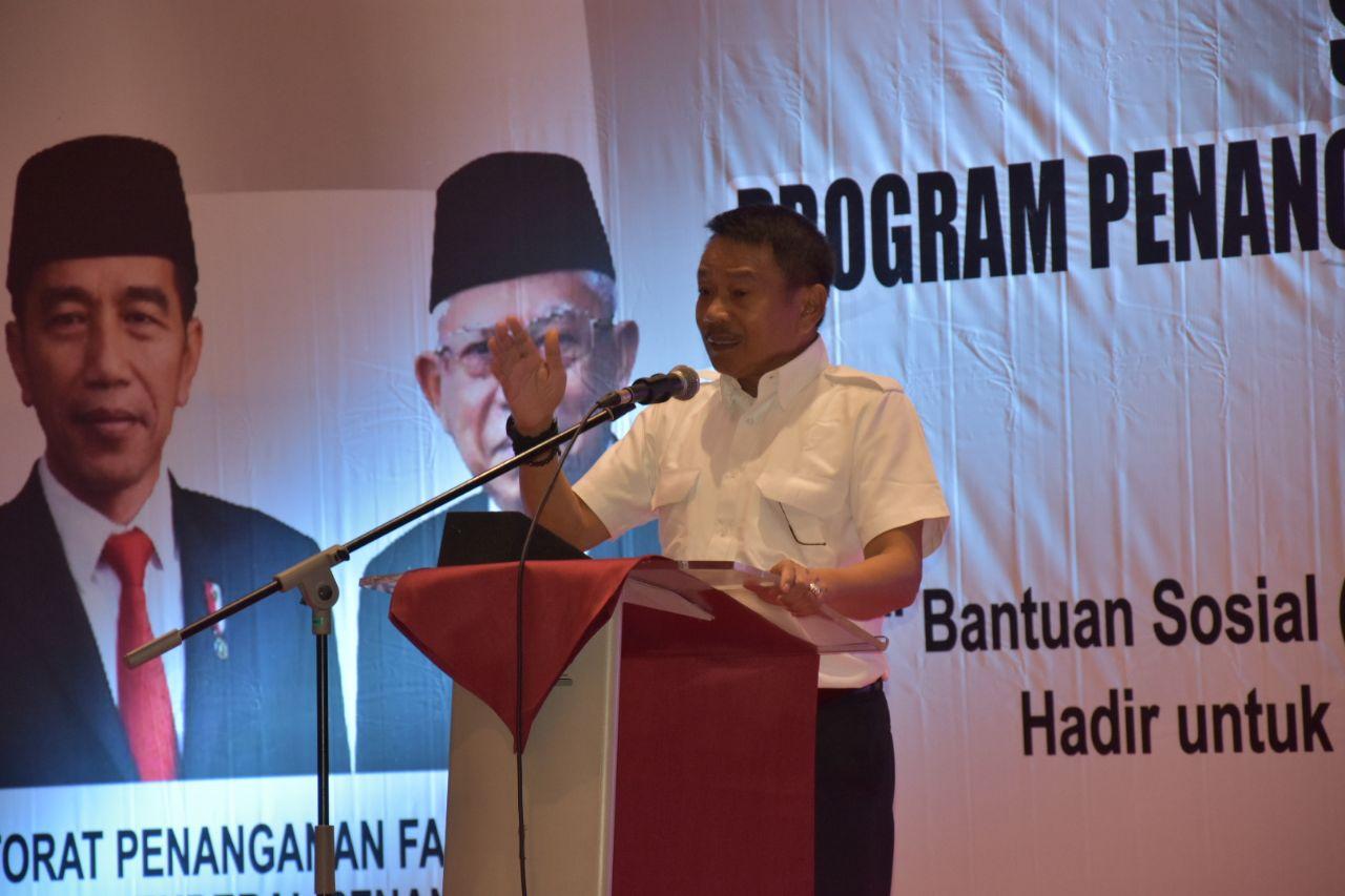 Bantuan Sosial Hadir untuk Indonesia Maju dan Sejahtera
