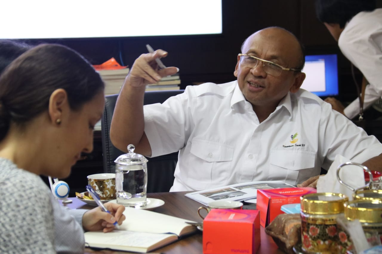 Asian Development Band (ADB) Siap Support Progres 5.0