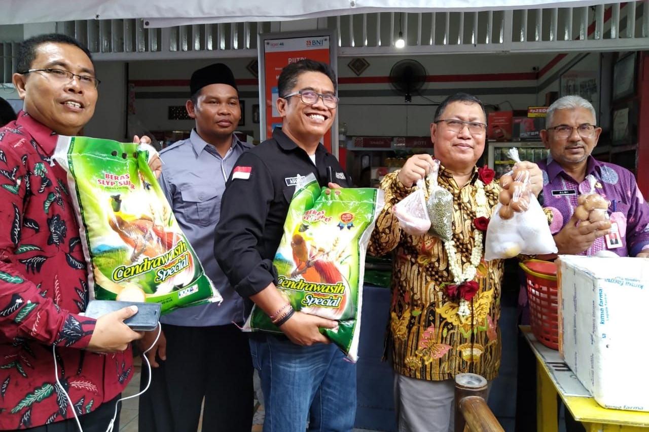 Dirjen PFM Kunjungi e-Warong di Kabupaten Gresik