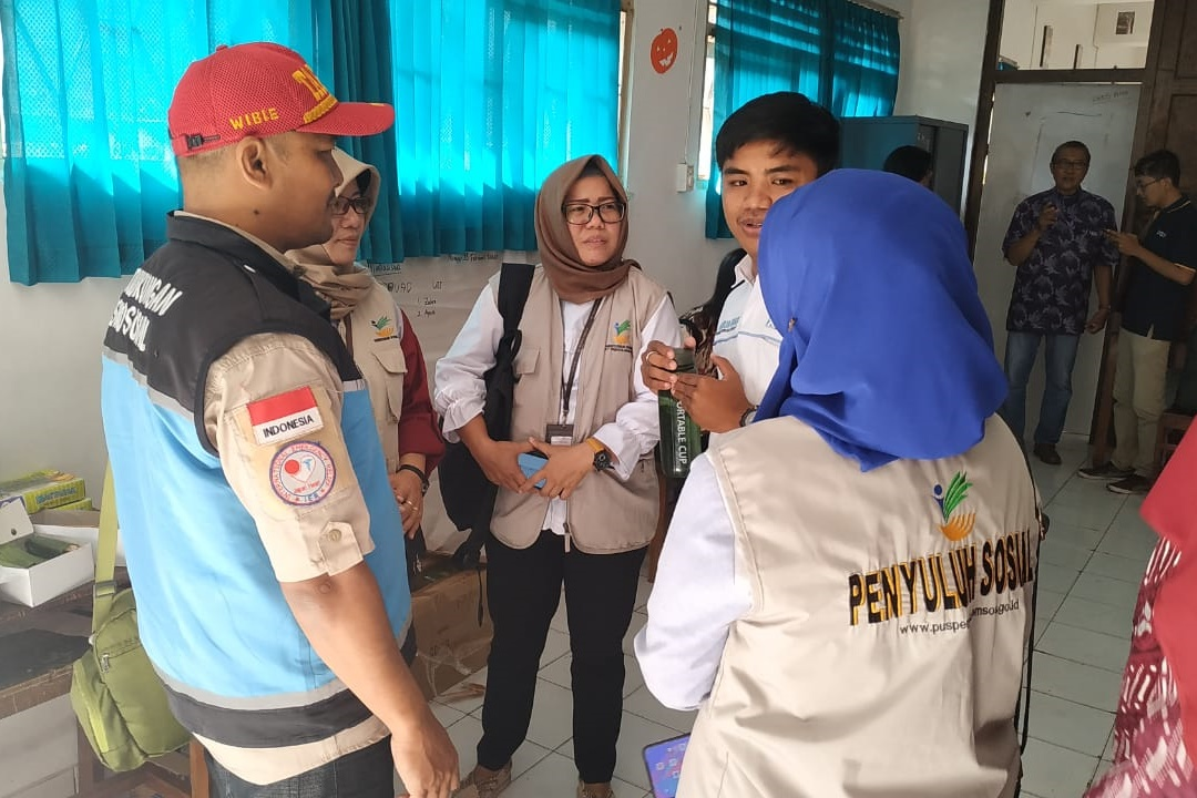 Psychosocial Support for Students Affected by the River Tracing Accident