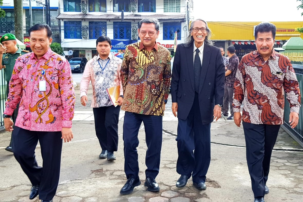 DG of Social Empowerment Commemorates 75th Blitar PETA Uprising