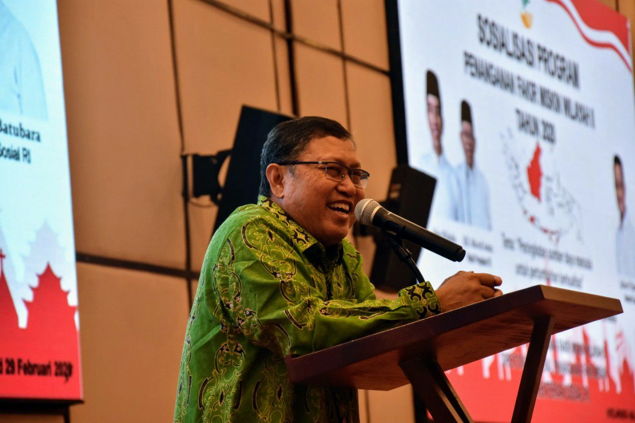 Program Sembako Dorong Pergerakan Ekonomi Lokal