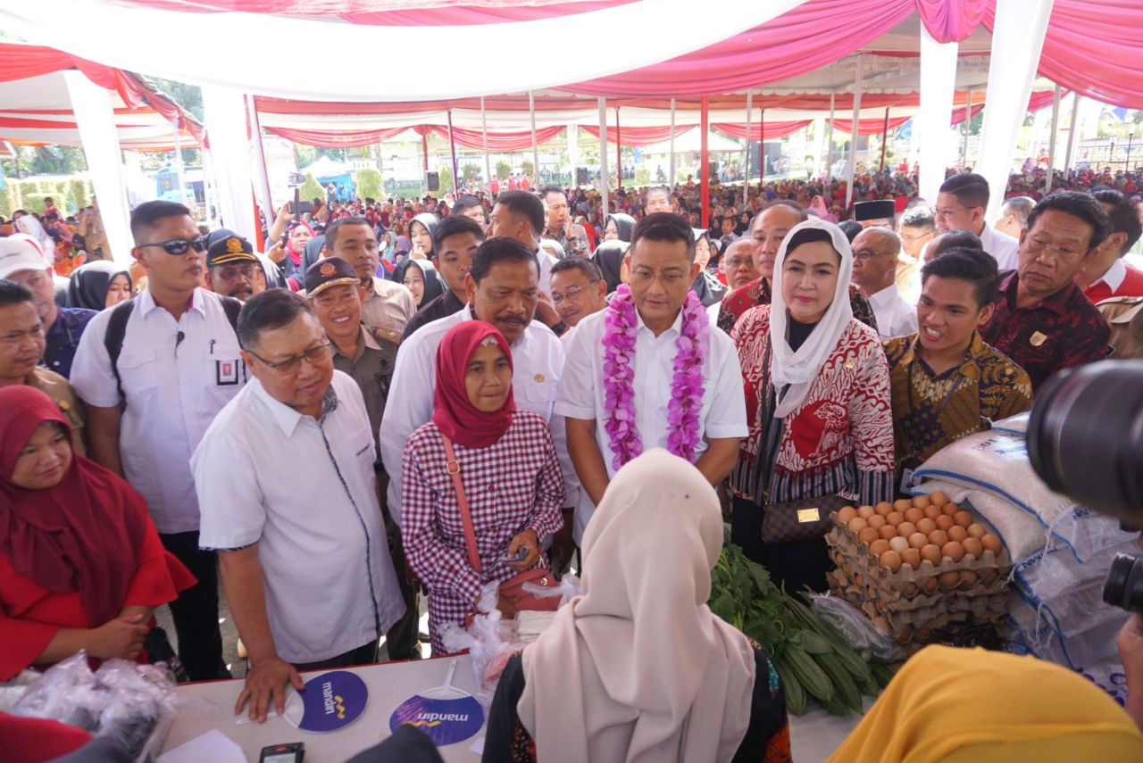 Per Bulan Maret, Nilai Bantuan Program Sembako Naik Jadi Rp. 200.000