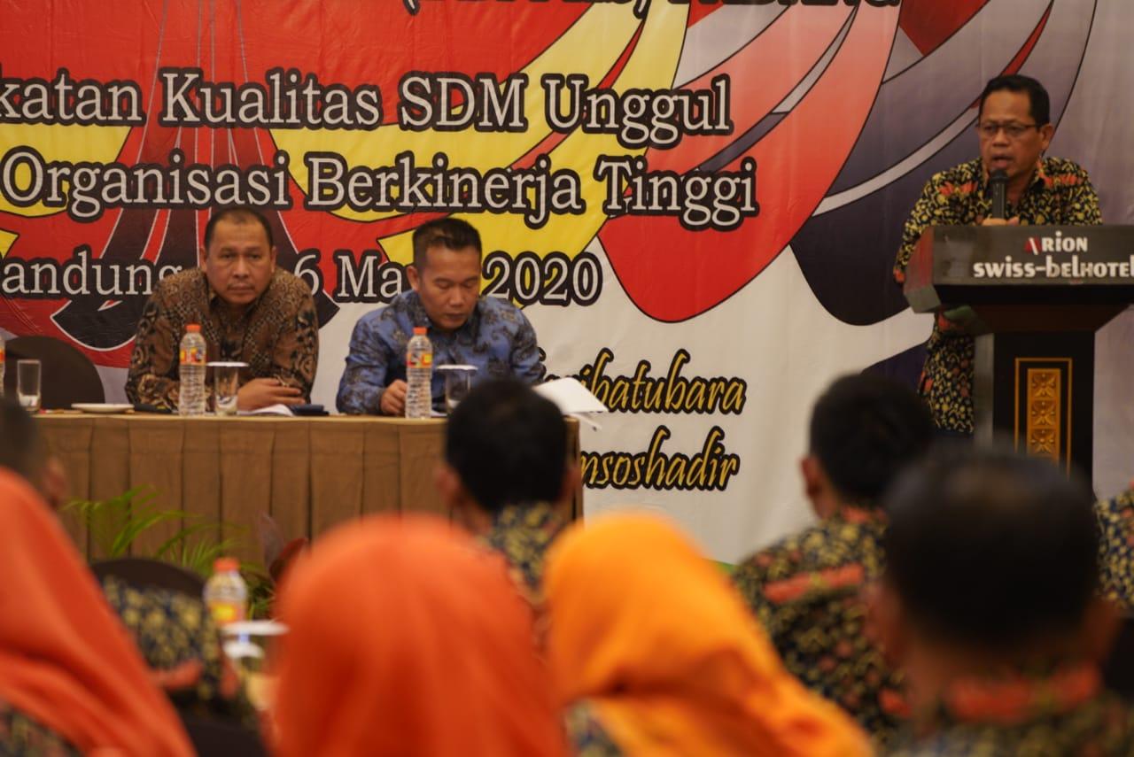 BBPPKS Regional I Sumatera Terus Berupaya Tingkatkan Kinerja Pegawai