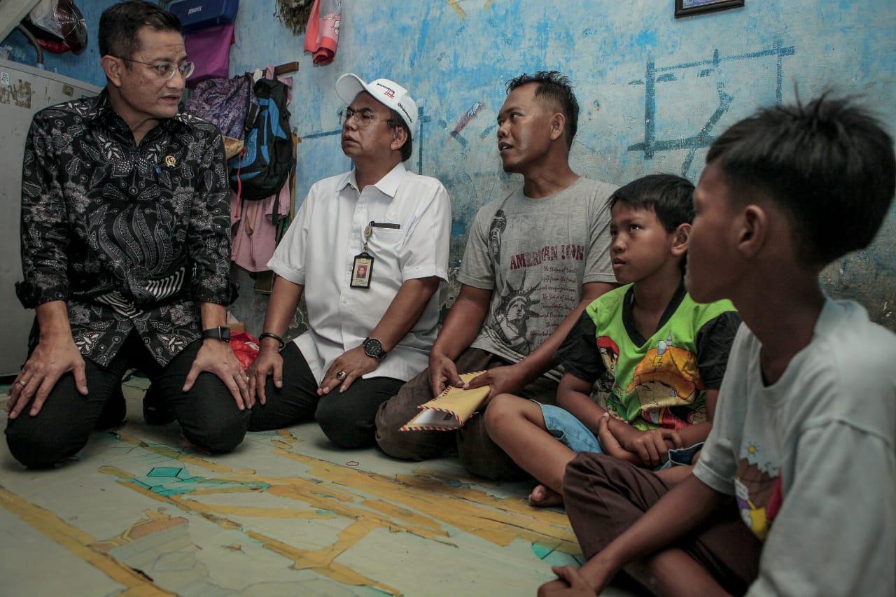 Mensos Juliari Serukan Penghentian Kekerasan terhadap Anak