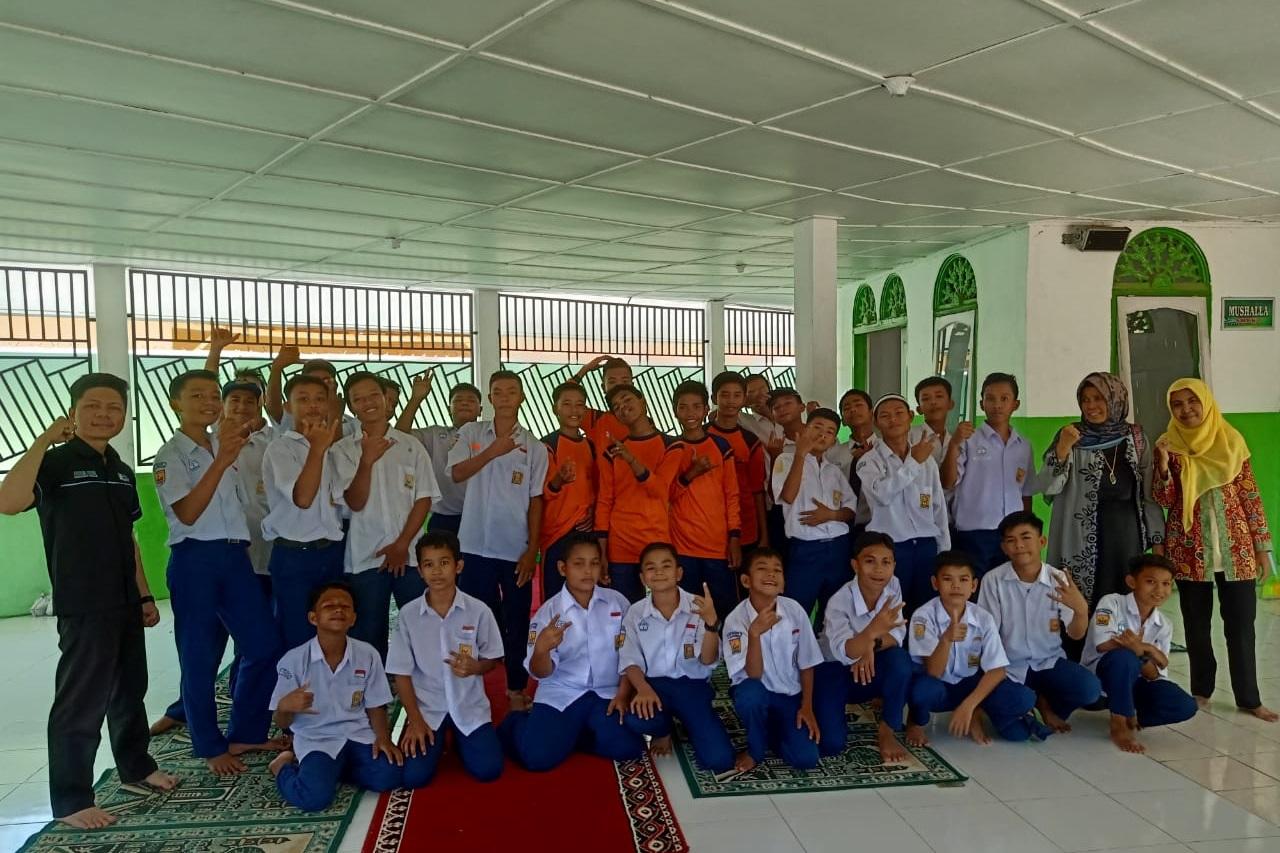 Peduli Anak, BBPPKS Padang Sosialisasikan Bahaya Vape