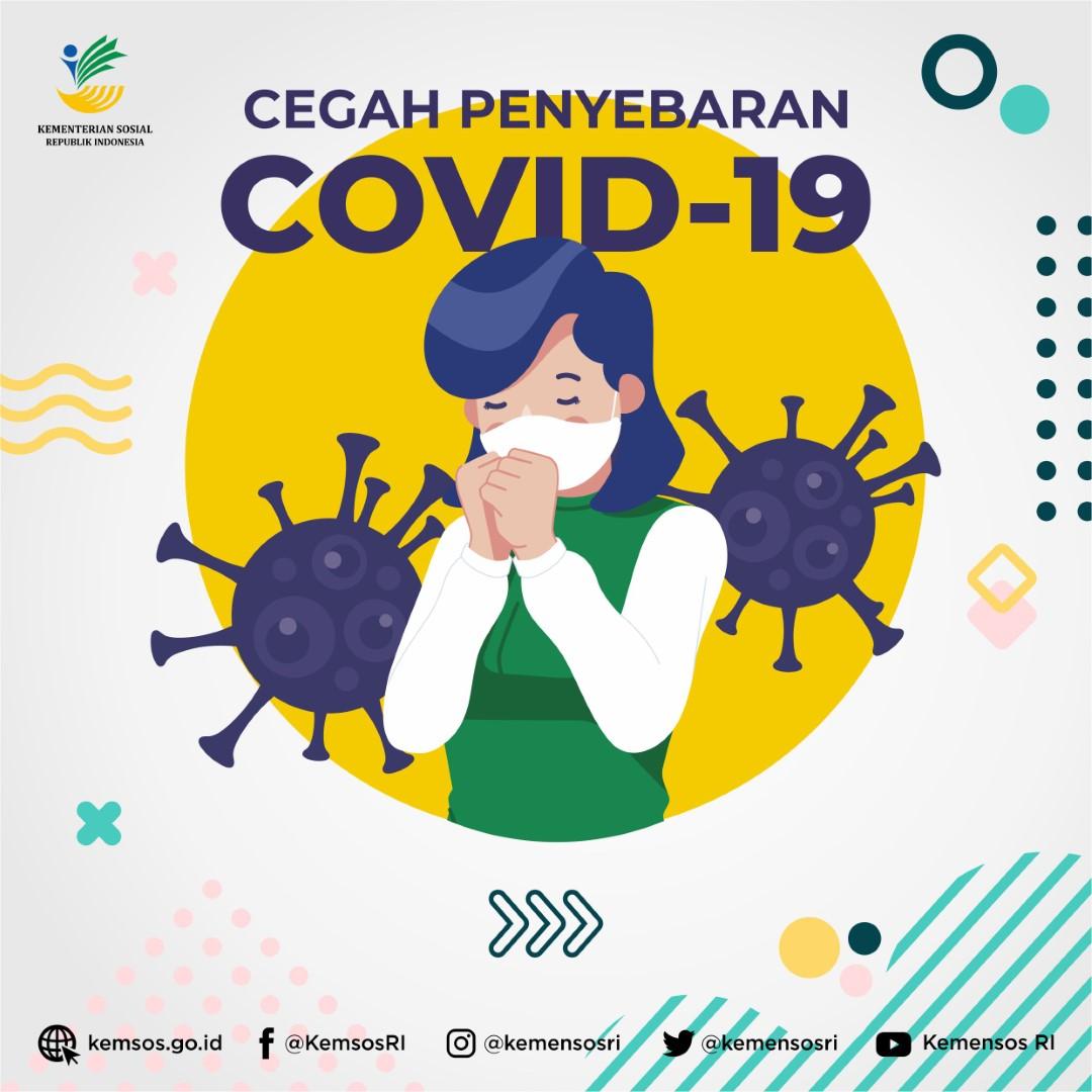 Cegah Penyebaran COVID-19