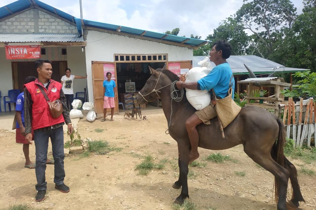Kemensos Apresiasi Upaya Pemda Jemput Bola Salurkan Program Sembako