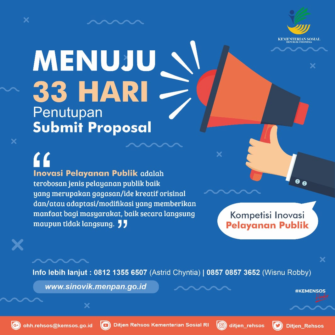 Kompetisi Inovasi Pelayanan Publik
