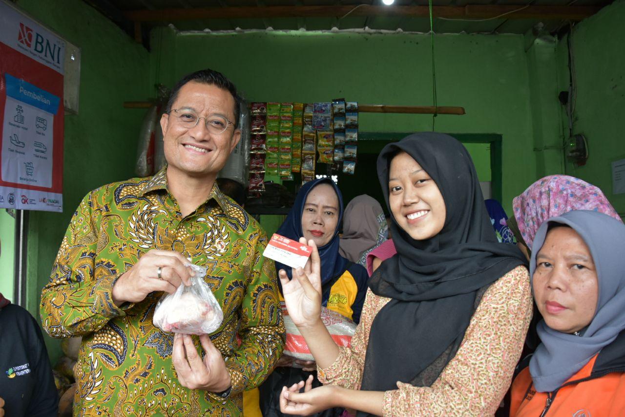 Mulai Bulan Ini, KPM Program Sembako Terima Kenaikan Indeks Bantuan