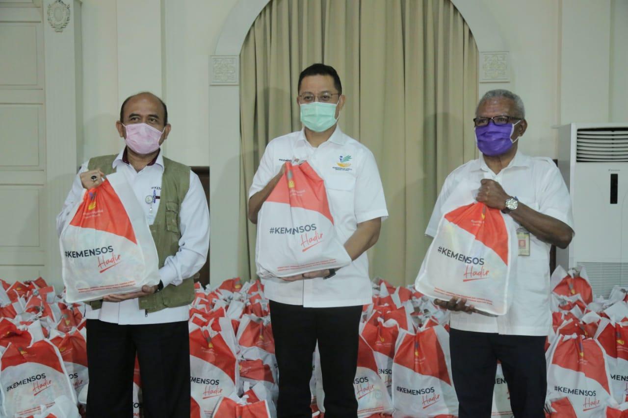 Kemensos Segera Salurkan 200 Ribu Paket Sembako