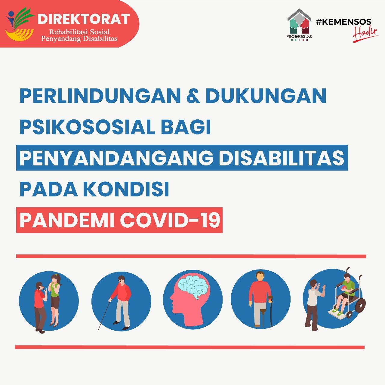 Perlindungan dan Dukungan Psikososial bagi Penyandang Disabilitas