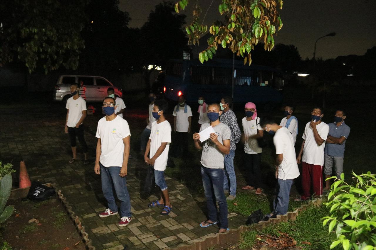 Test Covid-19 Negatif, 51 Pekerja Migran Indonesia Dipulangkan